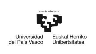 Universidad del País Vasco – UPV/EHU